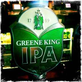 IPA - Green King