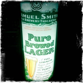 Pure Brewed Lager - Samuel Smith's Brewery