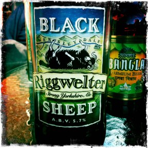 Riggwelter - Black Sheep