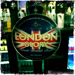 London Glory - Greene King (231)