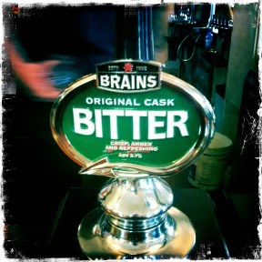 Original Cask Bitter - Brains Brewery (242)