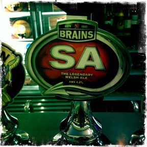 SA - Brains Brewery