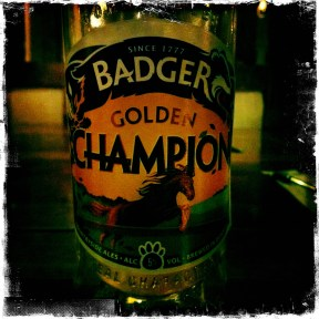 Golden Champion - Badger Brewery (297)