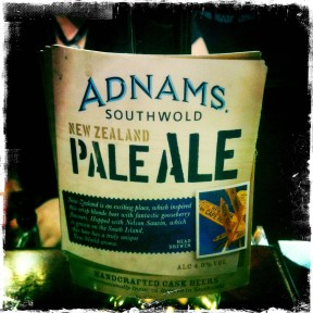 New Zealand Pale Ale - Adnams (363)