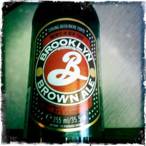 Brooklyn Brown Ale - Brooklyn Brewery (409)