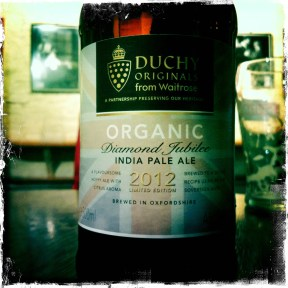Organic Diamond Jubilee India Pale Ale - Duchy Originals (384)