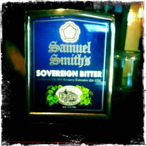 Sovereign Bitter - Samuel Smith Brewery (432)