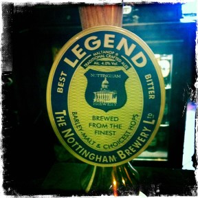 Legend - The Nottingham Brewery (454)