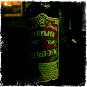 Organic Strawberry – Samuel Smith Old Brewery (487)