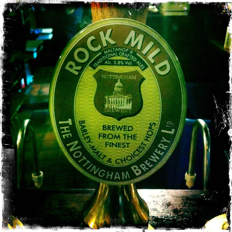 Rock Mild - The Nottingham Brewery (452)