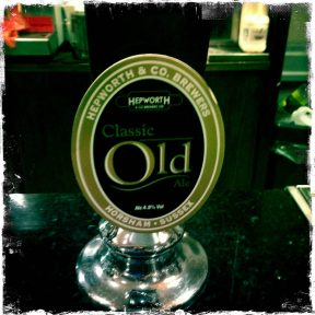 Classic Old Ale - Hepworth Brewery