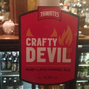 Crafty Devil - Thwaites Brewery