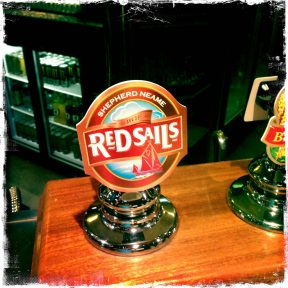 Red Sails - Shepherd Neame Brewery