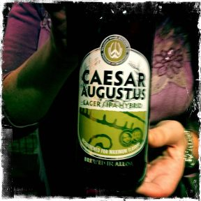Caesar Augustus - Williams Brothers Brewery