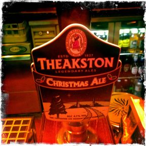 Christmas Ale - Theakston Brewery