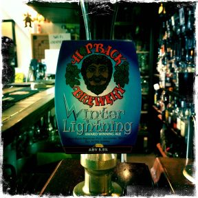 Winter Lightning - Hopback Brewery