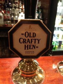 Old Speckled Hen - Morland Brewing