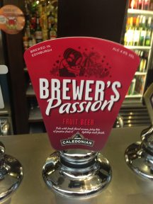 Brewer's Passion - Caledonian Brewery