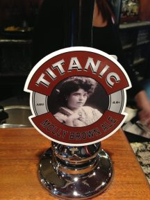 Molly Brown Ale - Titanic Brewery