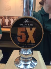 5X - Greene King Brewery
