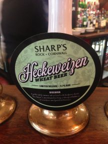 Heckeweizen - Sharp's Brewery