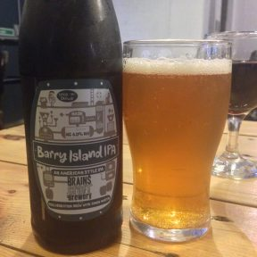 Barry Island IPA - Brains Craft Brewery