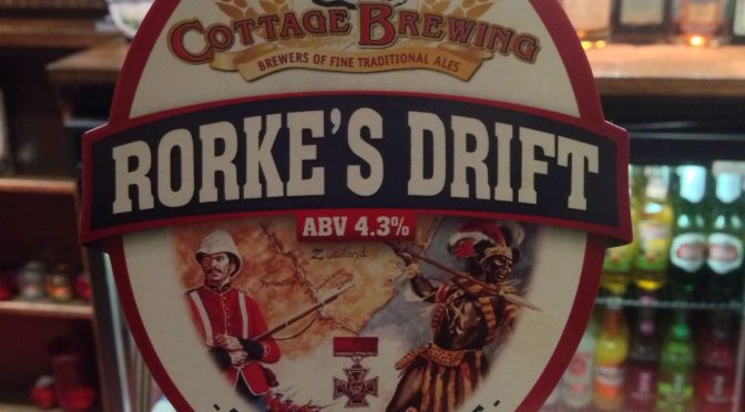 Rorke's Drift - Cottage Brewing