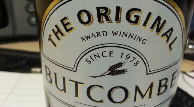 The Original Bitter - Butcombe Brewery