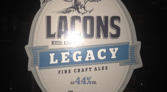 Legacy - Lacons Brewery
