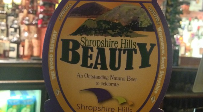 Shropshire Hills Beauty - Wood's Brewery