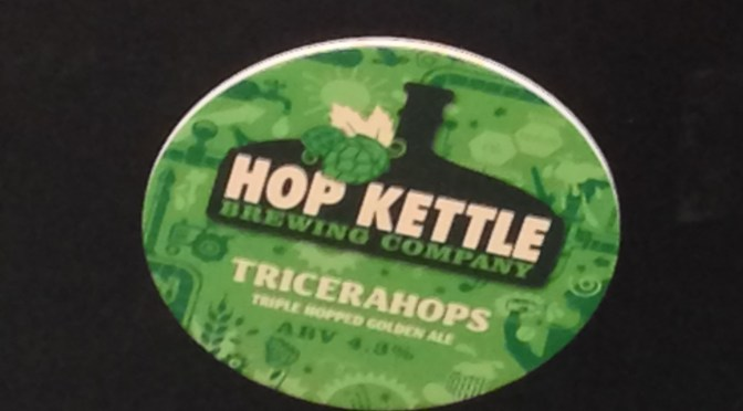 Tricerahops – Hop Kettle Brewing Company