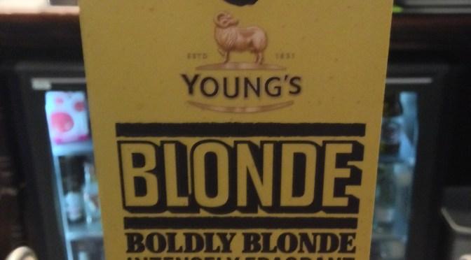 Blonde - Young's Brewery