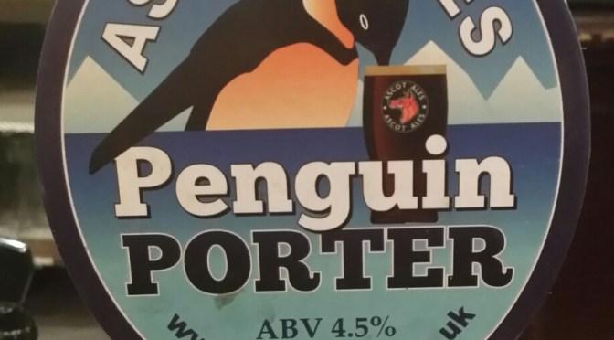 Penguin Porter – Ascot Ales
