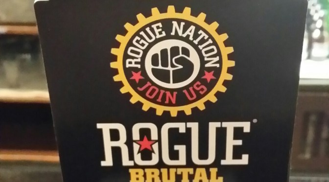Rouge Brutal IPA – Adnams (Rouge) Brewery