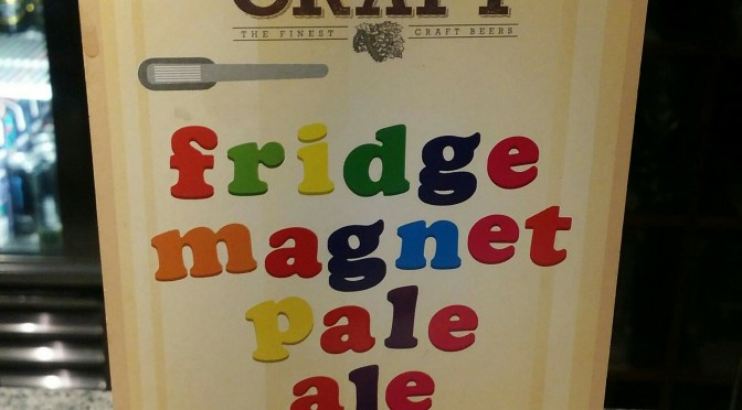 Fridge Magnet Pale Ale – Camerons Craft