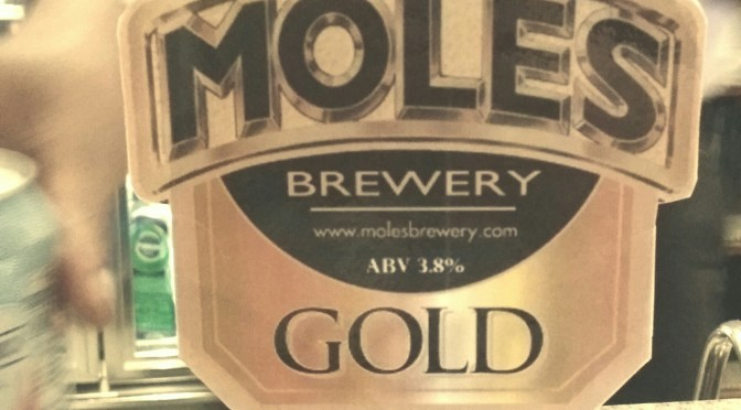 Gold – Moles Brewery