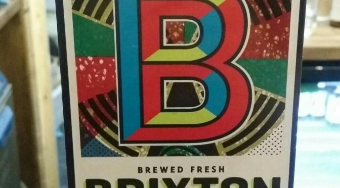 Effra Ale – Brixton Brewery