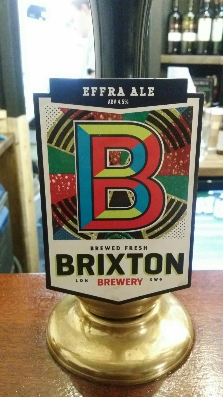 Effra Ale - Brixton Brewery
