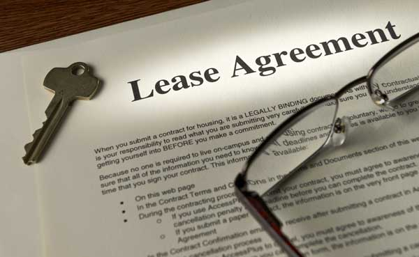 Texas Commercial Lease Agreement Laws » Wood Edwards LLP