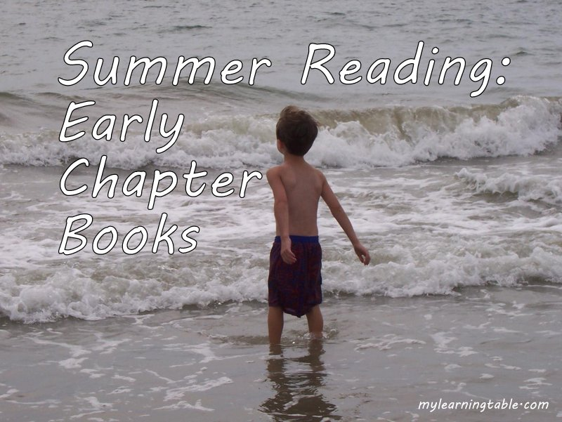 Early Chapter Books for Young Readers