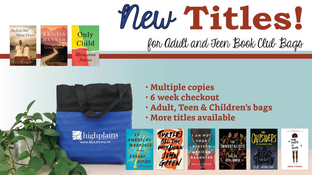 Reserve  Checkout - High Plains Library District - checkout a book