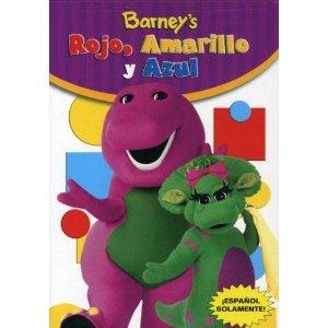 videos de barney en espanol