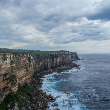 Manly north head ocean
