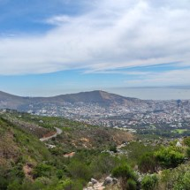 table mountain hike low