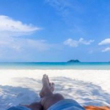 Koh Rong beach chill