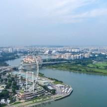 Marina Bay Sands Skypark Singapur Flyer