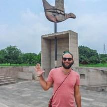 Chandigarh-open hand