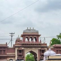 Jodhpur-market gate