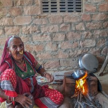 Jodhpur-vishnois village tea cocking