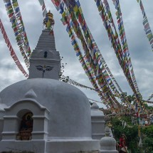 Kathmandu-Swayambhu small temple